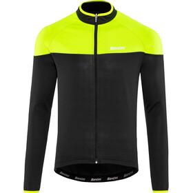 Santini Hermes Jacket Herren fluo yellow